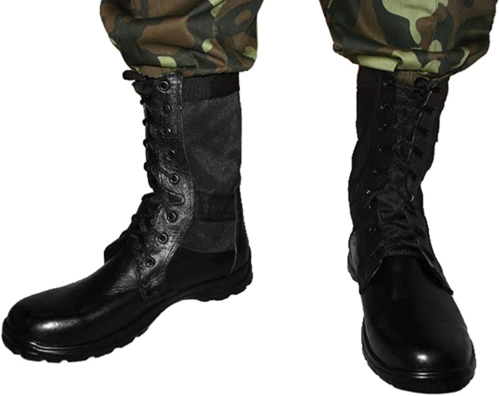 Modern Army Russian Boots Uniform New; US 10 1/2 (EU 44)