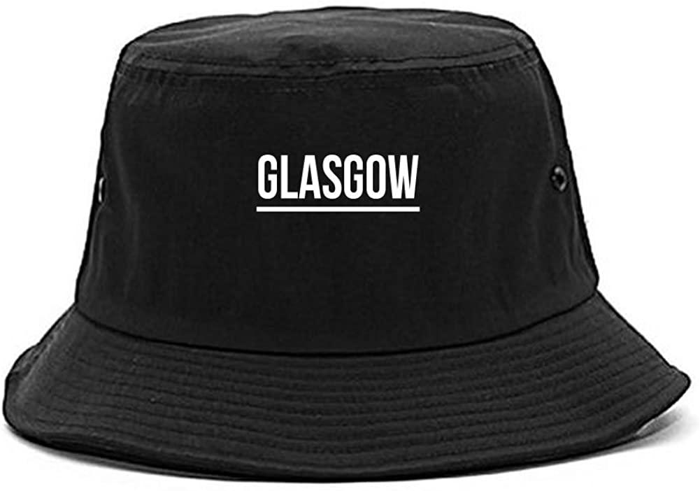 Kings Of NY City of Glasgow Simple Underline Bucket Hat
