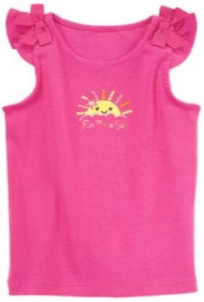 Gymboree Girls' Toddler Fun in The Sun Tank Top Pink