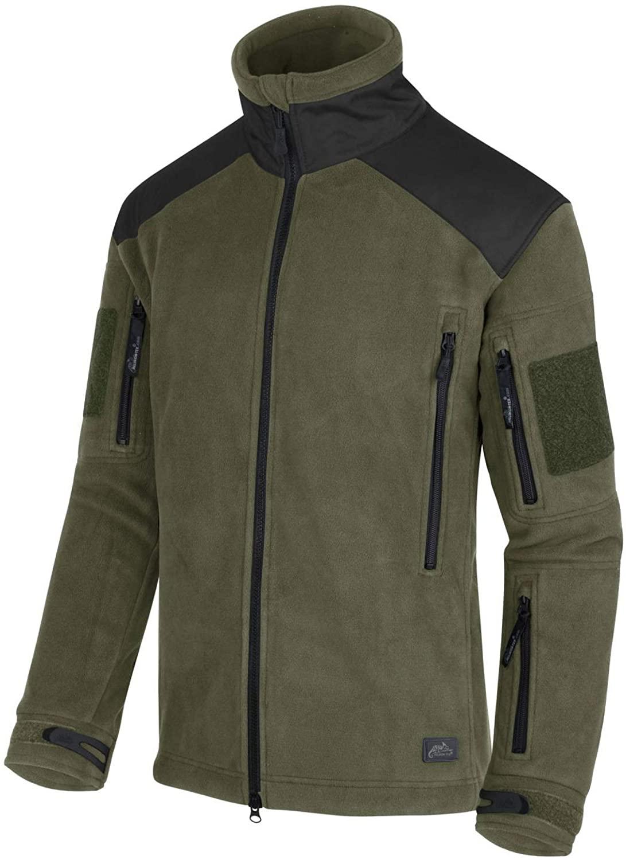 Helikon Liberty Fleece Jacket Olive/Black