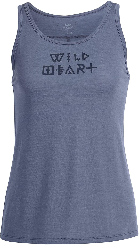 Icebreaker Merino Women's Aria Tank, Merino Wool