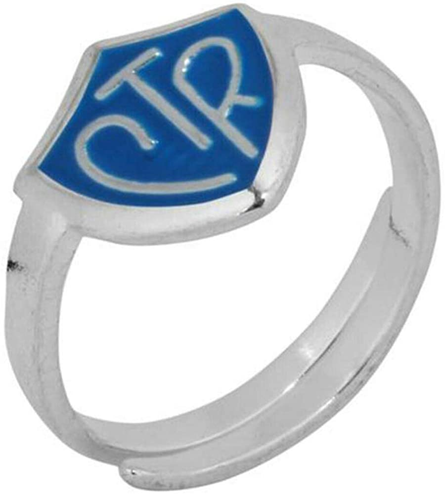 One Moment In Time H14B Adjustable Blue Ring Primary 10 Pack Mormon CTR LDS