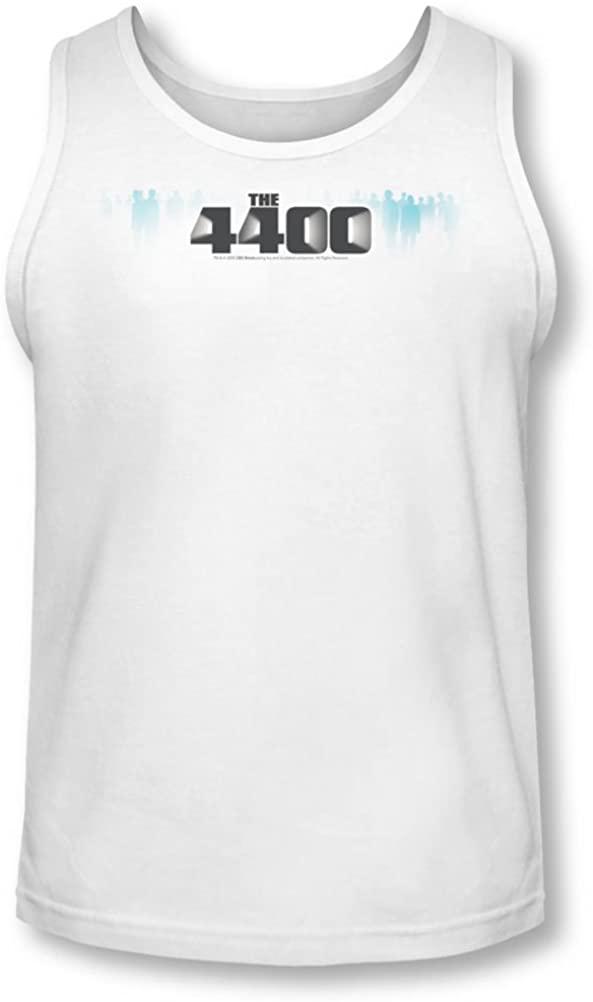 4400 - Mens The 4400 Logo Tank-Top