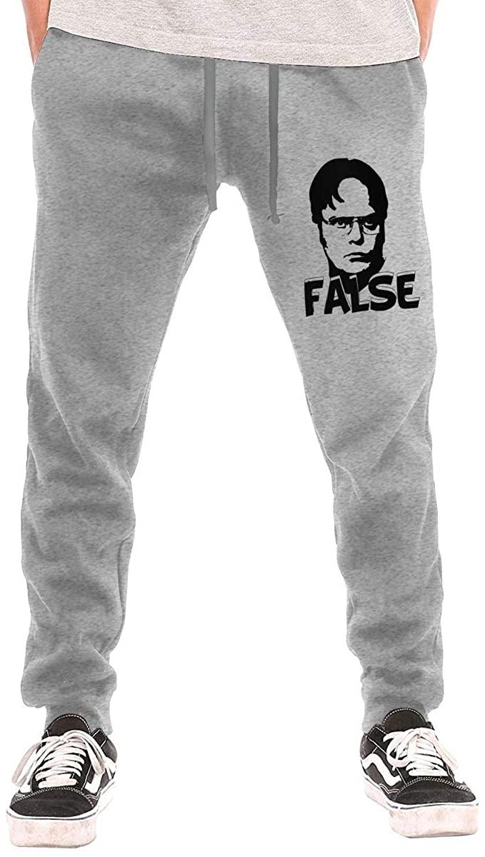 Dwight Schrute False Vintage Man's Sweatpants
