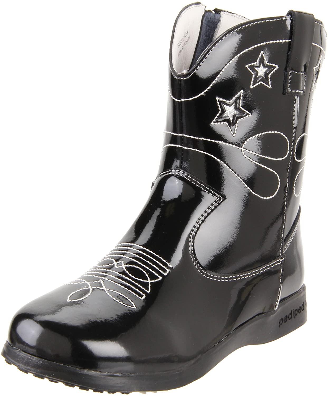pediped Flex Carrie Western Boot (Toddler/Little Kid)