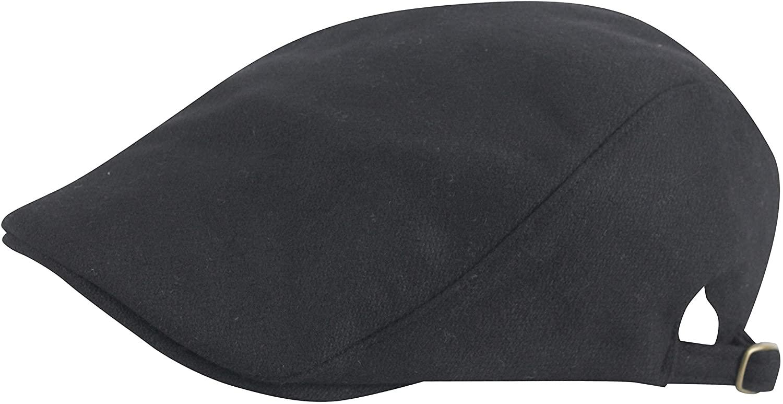 RaOn G161 Men Classic Design Wool Beret Newsboy Cap Top Plus Big Size XL XXL Dad Hat