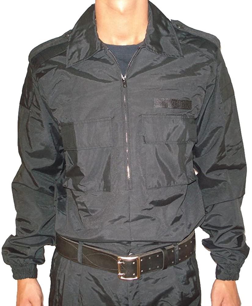 Russian Special Force Black Camo Uniform Set BDU Suit Rare Original Item Size Small (S) or 46 for Europe