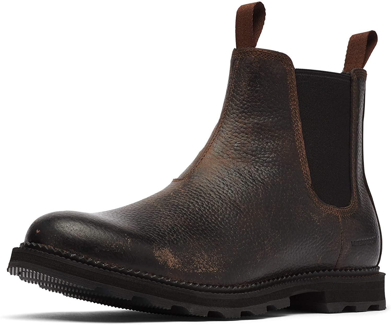 Sorel Men's Madson Waterproof Chelsea Boots