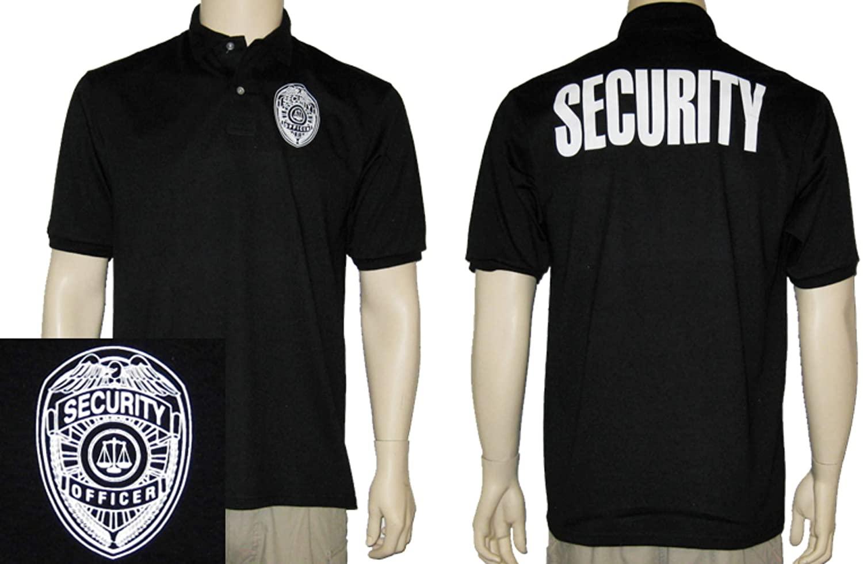 Firestone Security Polo Shirt (Black)