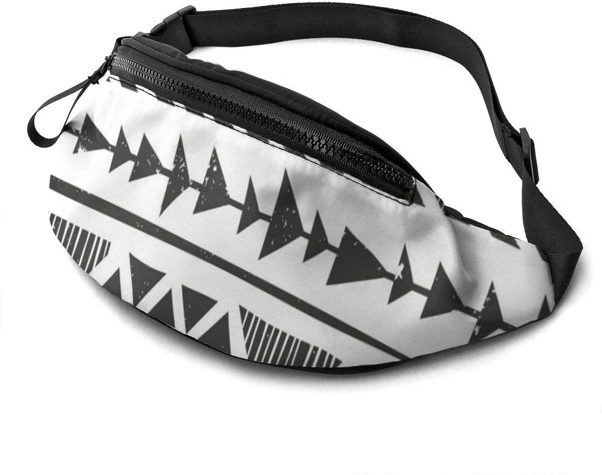 Tribal Print Fanny Pack Fashion Waist Bag