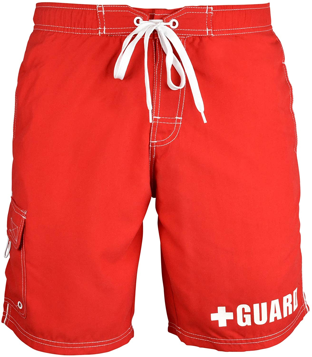 BLARIX Mens Guard Swim Trunks