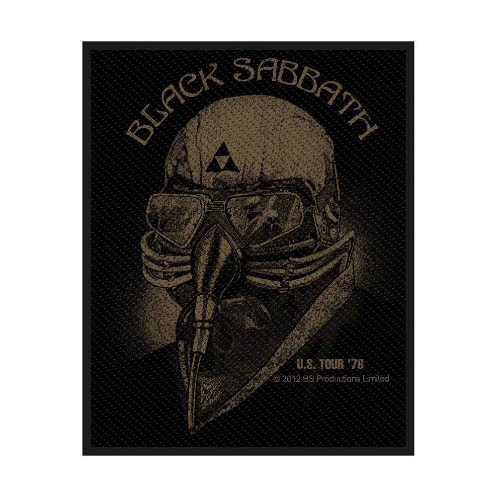 Black Sabbath Us Tour 1978 Standard Patch