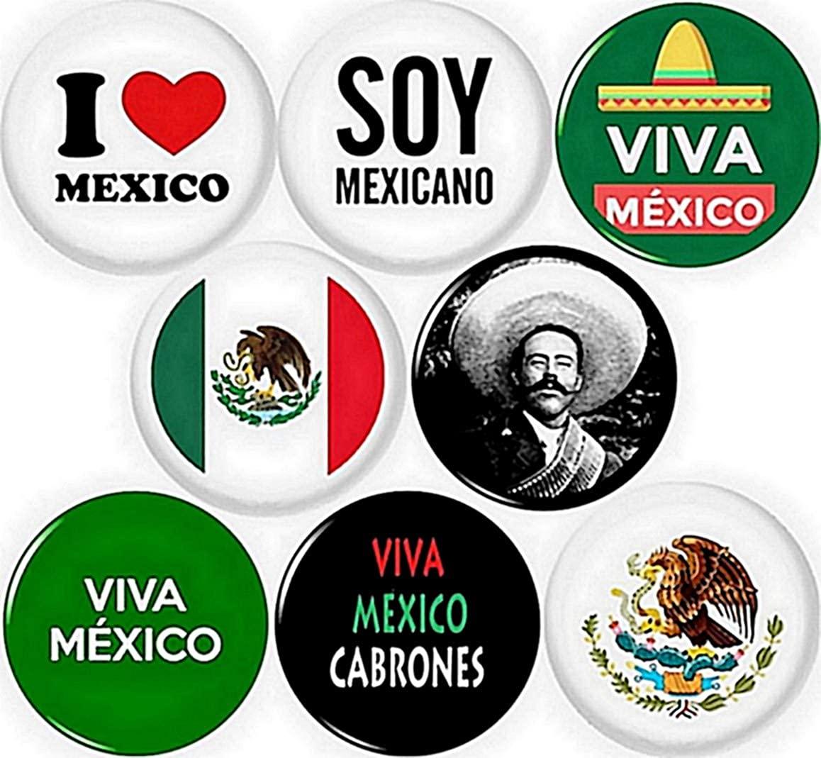 Mexico x 8 New 1