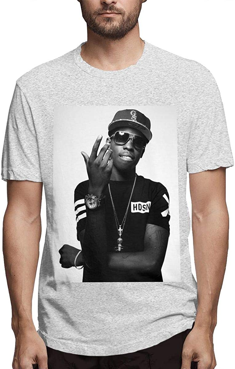 Mxsshirt Bobby Shmurda Tshirt Tee Tops Summer Men Women Kids Adult for Gyms Sports Gray