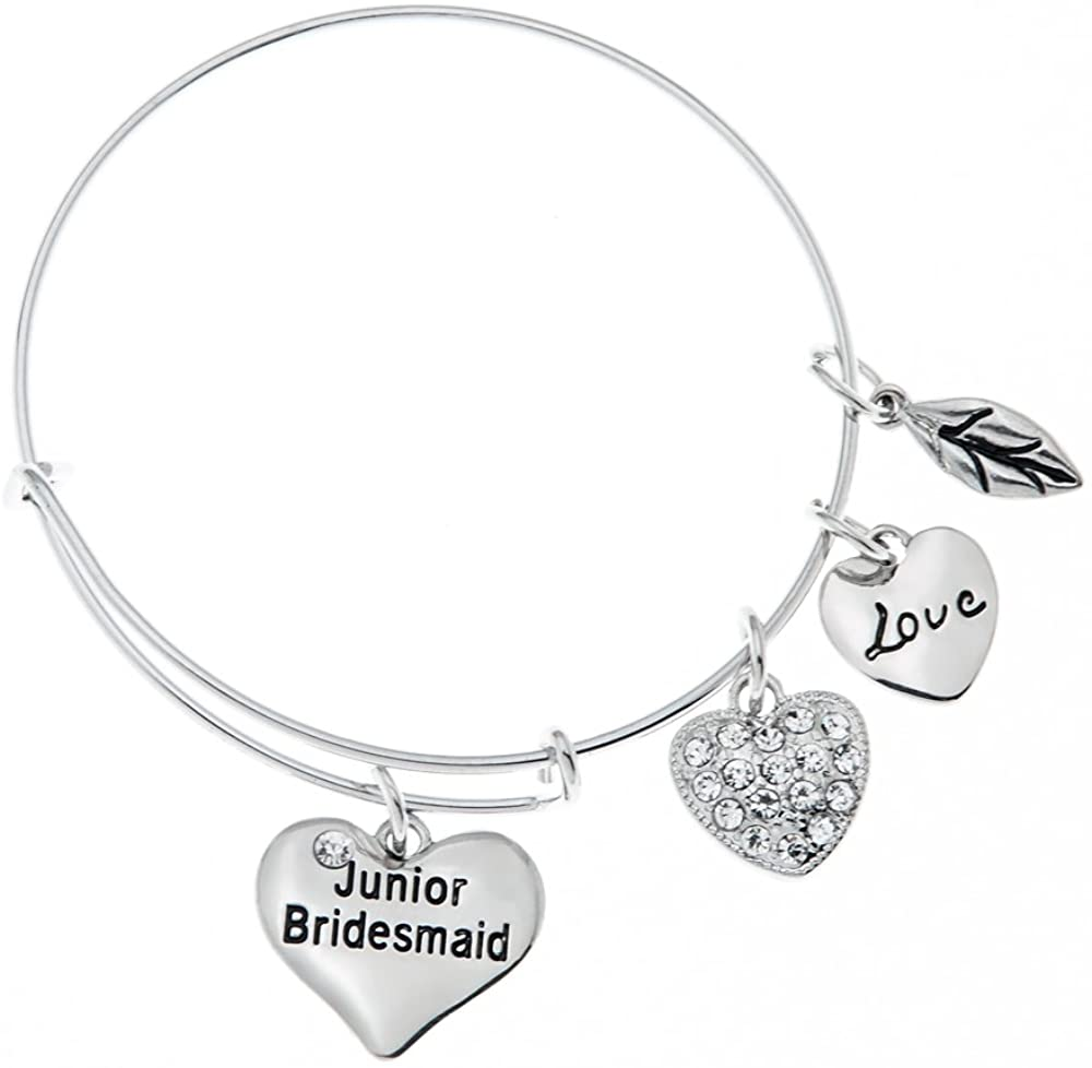 Wedding Party Gifts, Bridesmaid Bracelet, Maid of Honot Bracelet-Makes The for Bridesmaids