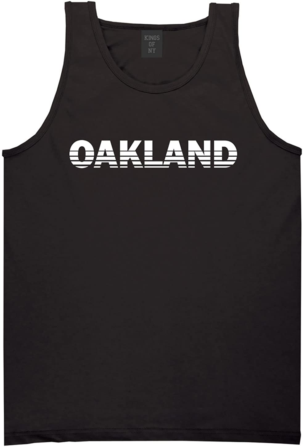 Oakland California State City Tank Top T-Shirt