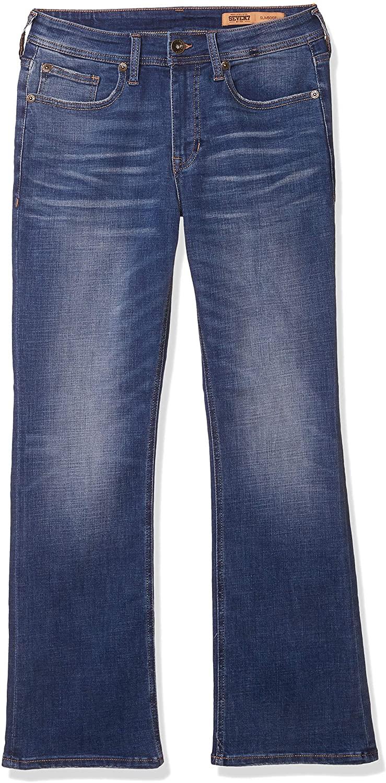 Seven7 Men's Slim Boot Jeans, Lubbock, 3030