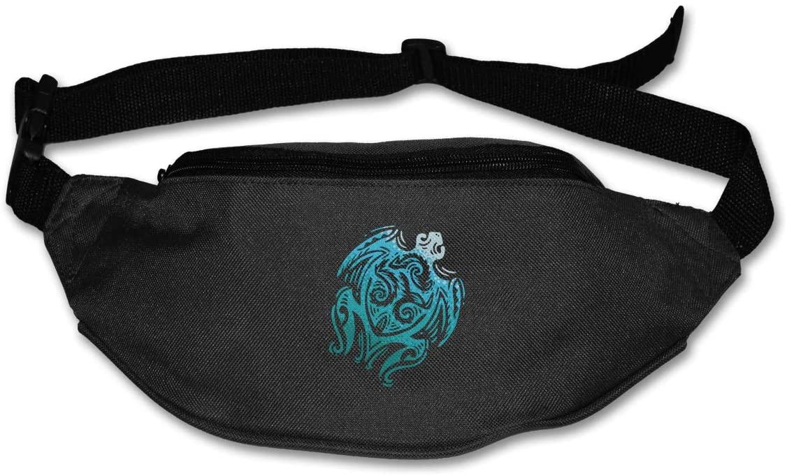 Hawaiian Turtle Unisex Outdoors Fanny Pack Bag Belt Bag Sport Waist Pack