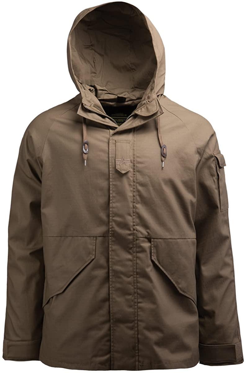 Alpha Industries Mens ECWCS W3X Shell Jacket