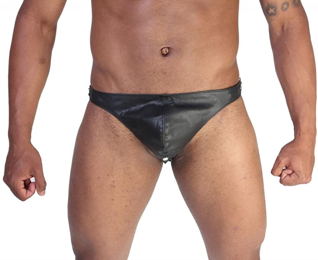 Whip It Leather's Men's Leather Jockstrap