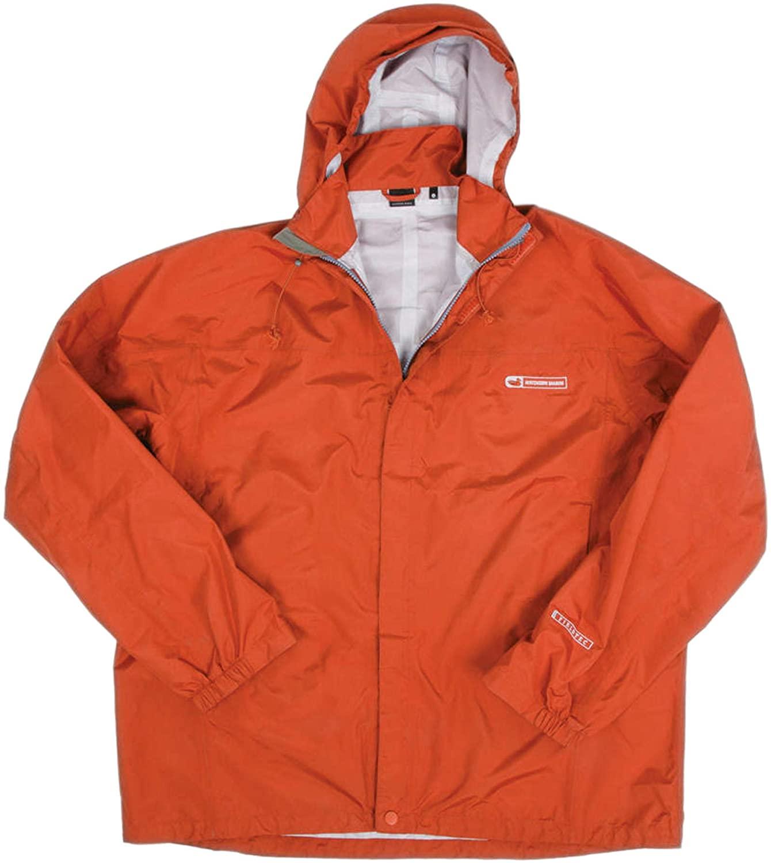 Southern Marsh FieldTec Rain Jacket, Burnt Orange, Small