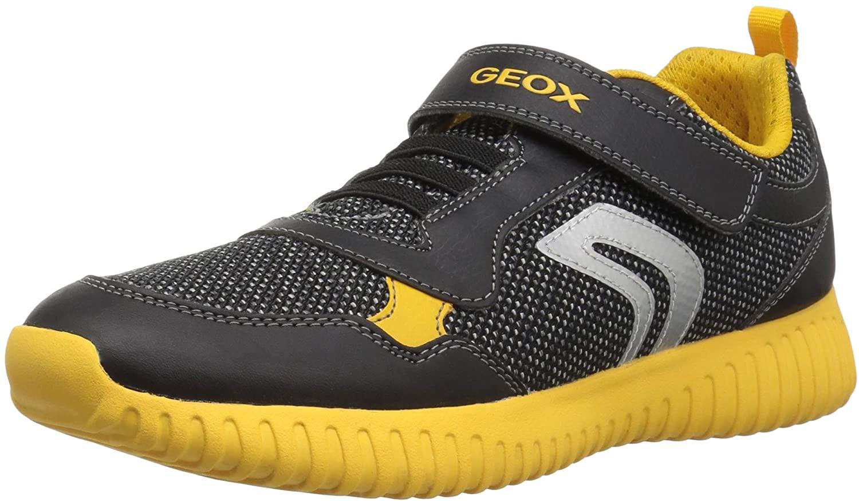 Geox Kids' Waviness Boy 6 Lightweight Sneaker