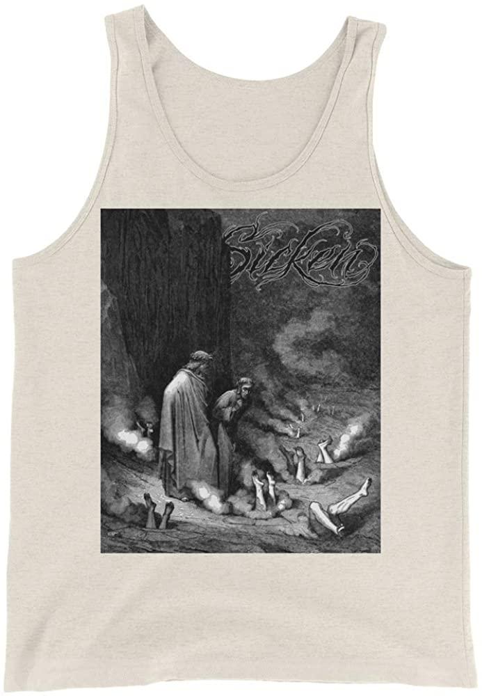 Sicken Clothing Unfortunate Men's Tank by Gustave Dore