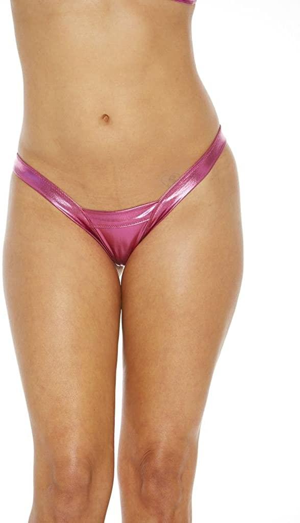 Bodyshotz Womens Comfort V Thong
