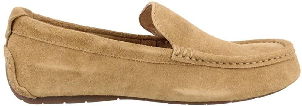 Vionic Mens Parker Orthotic Slip On Moc Toe Loafer Shoes