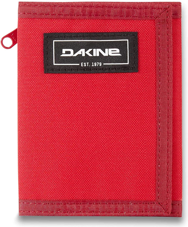 Dakine Vert Rail Wallet - Deep Crimson
