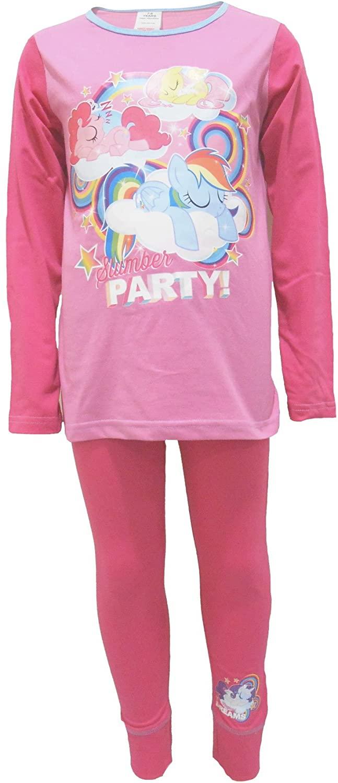 My Little Pony Slumper Party Big Girls Pajama Set 2-Piece Pajamas