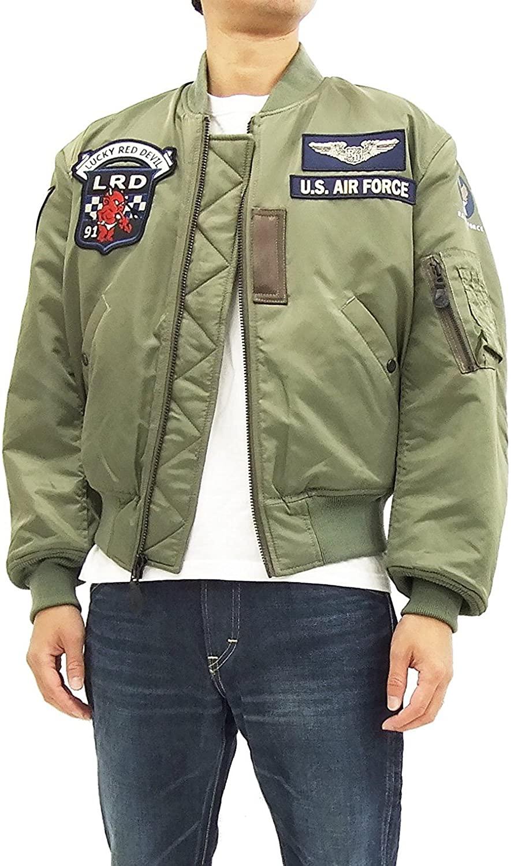 TEDMAN MA-1 Flight Jacket TMA-430 Men's Bomber Jacket