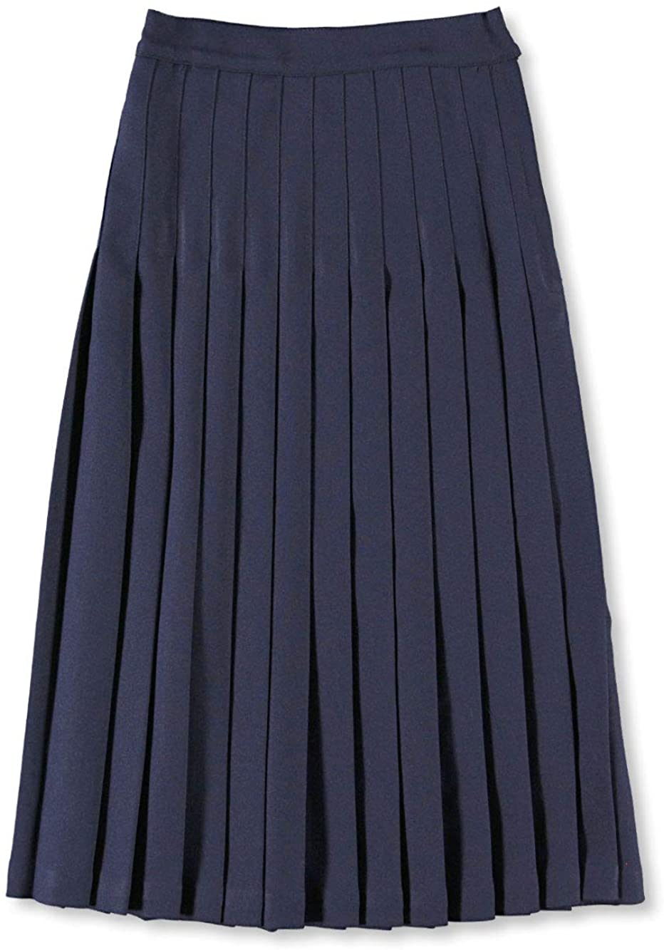 Cookie's Big Girls' Long Pleated Skirt - Navy, 18