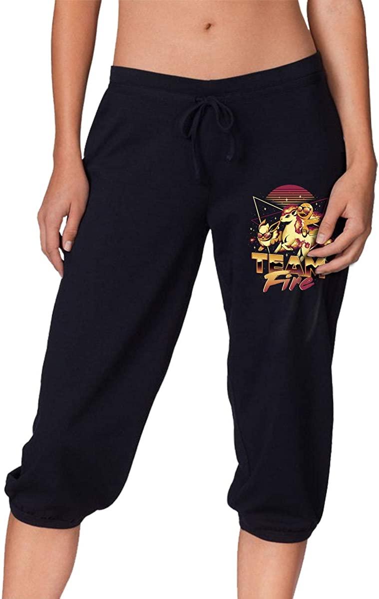 Team Fire Woman 7 Pants
