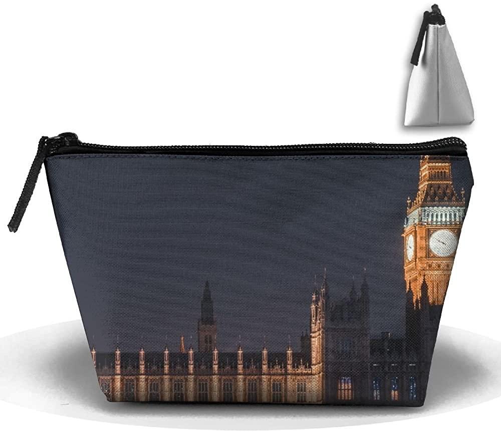 HTSS Night Building Portable Makeup Receive Bag Storage Large Capacity Bags Hand Travel Wash Bag