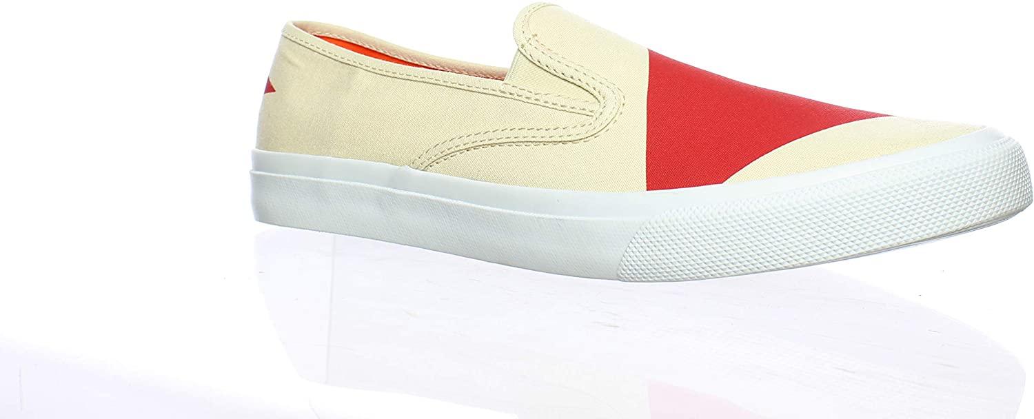 Sperry Top Sider Mens Cloud Slip-On Tote Red Fashion Sneaker Size 11.5