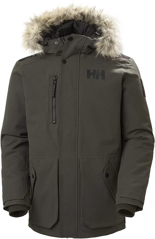 Helly-Hansen Mens Tromsoe Parka Jacket