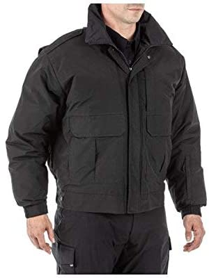 5.11 Tactical Signature Duty Jacket, Wind- and Water-Resistant, Quilted Liner, Style 48103