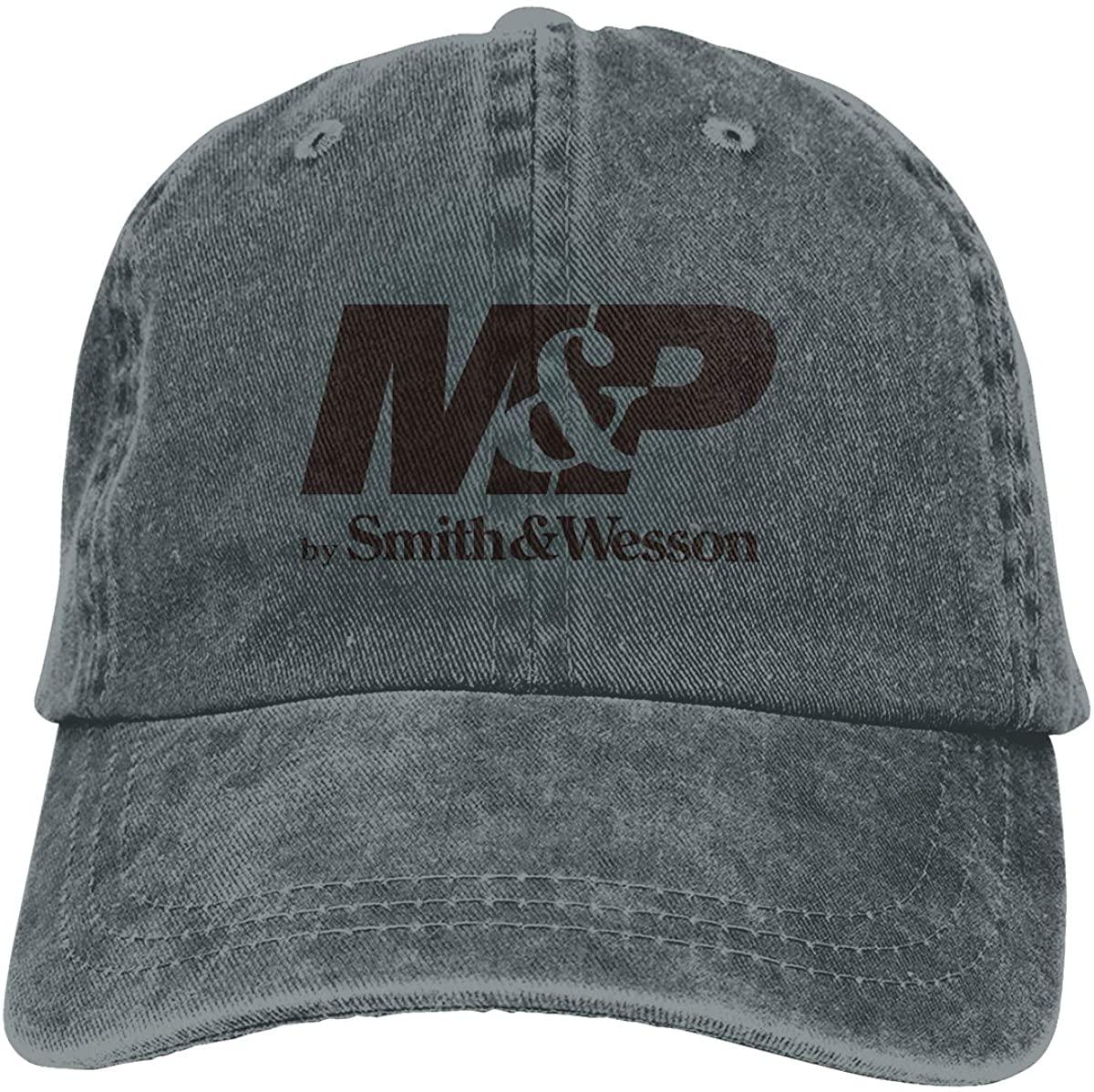 Smith & Wesson Cowboy Hat Outdoor Sports Hat Adjustable Cowboy Hat