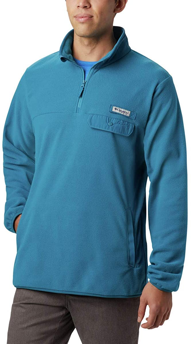Columbia Men's M Harborside II Fleece PO