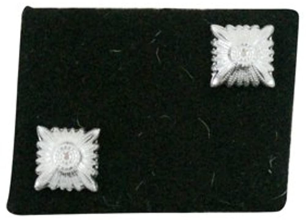 Elite Oberscharführer (Sgt. 1st Cla) Rank Left Collar tab