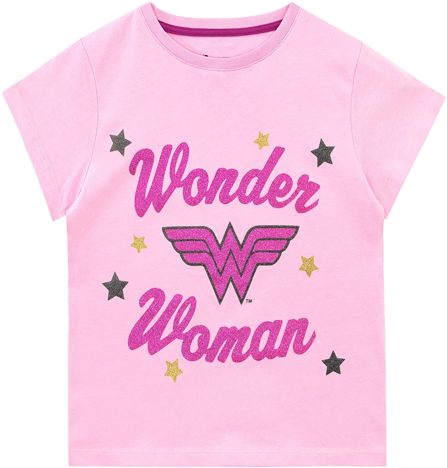 DC Comics Girls Wonder Woman T-Shirt