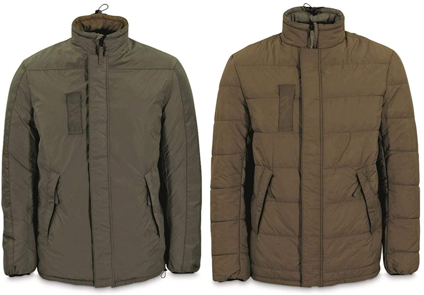Surplus Dutch Army Reversible Loft Jacket, New