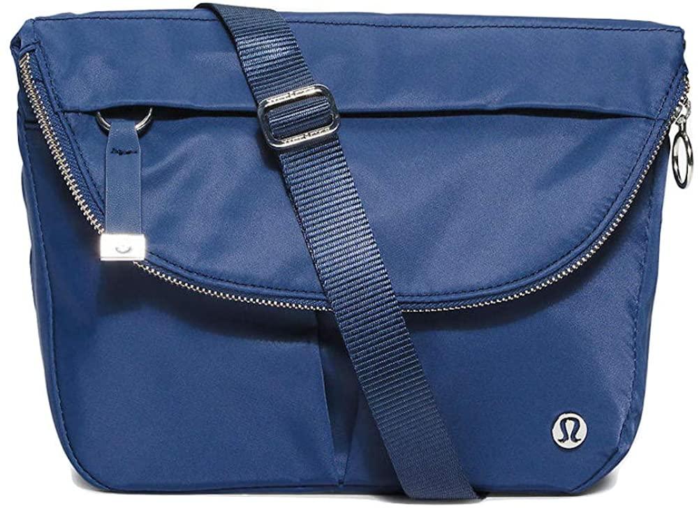 Lululemon All Night Festival Bag 5 L (Ink Blue)