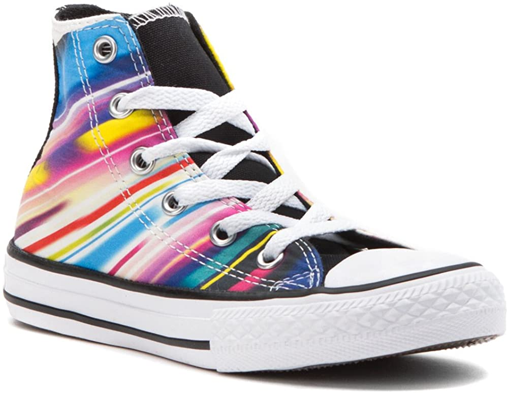 Converse Chuck Taylor All Star High Black/Aurora