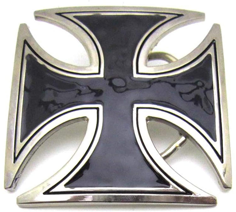 Square Keltic Cross Belt Buckle