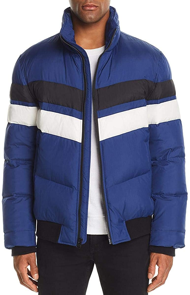 Marc New York by Andrew Marc Mens Down Winter Puffer Coat