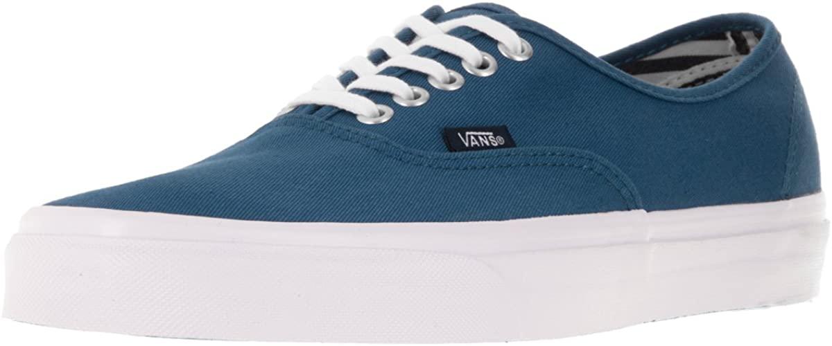 Vans Unisex Authentic Deck Club STV Navy Canvas Skate Shoes