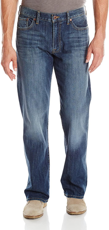 Lucky Brand Men's 361 Vintage Straight-Leg Jean In Denali