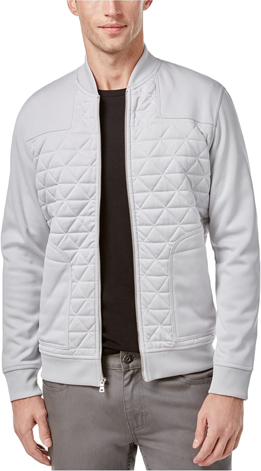 I-N-C Mens Roman Quilted Jacket
